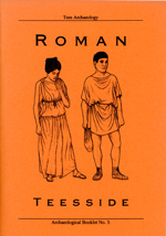 Roman Teesside Booklet Cover